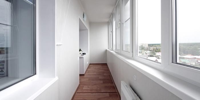 Согласование остекления балконов